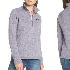 PATAGONIA Better Sweater Pullover (Smokey Violet)